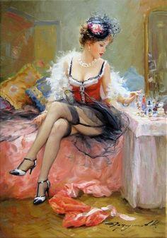art, beautiful, and girl Bild