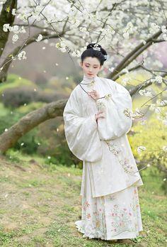 Beautiful Ming Dynasty Hanfu