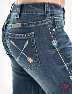 Almost Gone.. Order your Pathmaker Jean Today at www.cowgirltuff.com