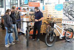 e-Bikes for XXL loads from Avial start-up: Eurobike 2019 results - Avial Bikes Best E Bike, Aviation Technology, Bike News, Rear Wheel Drive, Electric Bicycle, Bike Frame, Mtb Bike, Aluminium Alloy, Electric Push Bike