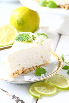 Taivaallinen limejuustokakku, liivatteeton - Suklaapossu Cheesecake, Sweets, Baking, Desserts, Food, Tailgate Desserts, Deserts, Gummi Candy, Cheesecakes