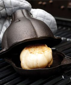 Roasted Garlic Baker & Squeezer