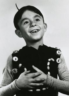 "Carl ""Alfalfa"" Switzer (8/7/27-1/21/59)"