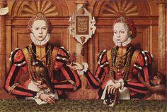 Porträt der Familie Rietberg detail Hermann tom Ring