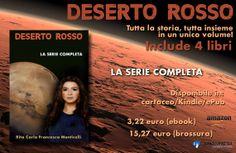 """""""Deserto rosso"""": tutta la storia, tutta insieme in un unico volume! - Anakina.Blog"""