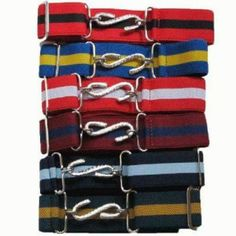 I can remember my brother wearing these type of belts as a child.