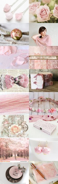 Shades of Pinks to Come by Natalie Brandell on Etsy--Pinned with TreasuryPin.com