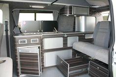 VW T5 Transporter, Renault Trafic, Mercedes Vito Camper/Campervan Conversion | eBay