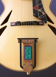 Comins Archtop