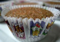 Apple Cinnamon Oat Bran Muffin