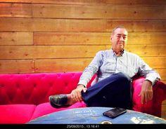 @aercopsm Entrevista a  Luis Fernández del Campo @luisfernandez  es Nuestro Protagonista ;-) #AERCO #SM #RRSS #SocialMedia #Comunicación #RedesSociales
