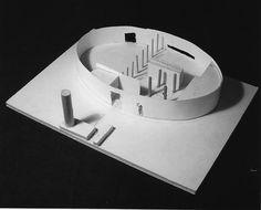 Hacedor de Trampas: arquitectura en la memoria: improvisación para una casa entre pinos, de Saénz de Oíza