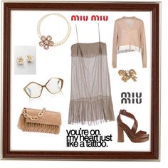"""Miu Miu"" by redrawlins on Polyvore"