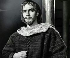 Photo: Christopher Plummer in the role of Philip the Bastard in Shakespeare's King John at Stratford in June of 1960.