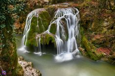 Bigar waterfall - One of the most beautiful waterfall in Romania.