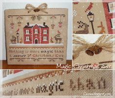 Stitches by Carin: The Little Stitcher