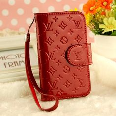 Louis Vuitton Monogram iPhone 4 4S Leather Case 07