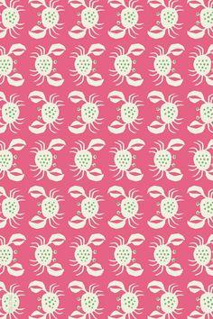 Pink Crab