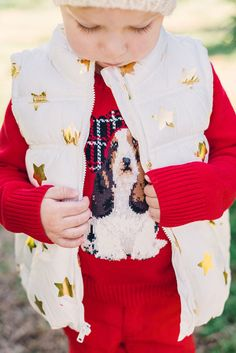The cutest, festive outfit for your little one