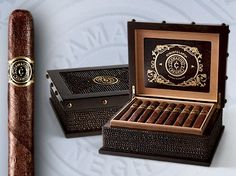Camacho cigars are ranked highly among the world's best handmade premium cigar brands. Renowned for their extra-flavorful blends created with tobaccos grown exclusively in Honduras' fertile Jamastran valley, every Camacho cigar assures you a hearty, well-balanced smoke of superior quality. If you love full-flavored cigars, Camacho cigars are must-smokes that deserve to be part of your regular rotation.