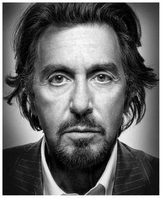 Al Pacino  photographer: Platon Antoniou