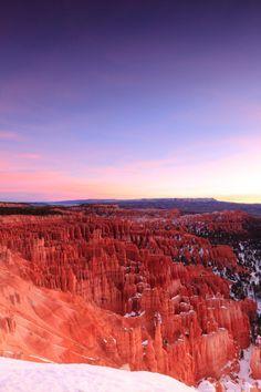 Sunrise at Bryce Canyon 3 by: Tony Dang