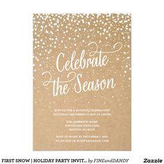 free holiday party invitations