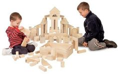 Allowing your young child as much free play as possible. Free play in the early years is encouraged with open-ended toys like silks, blocks and dolls. This kind of play is needed for the healthy creative and emotional growth of a child and is the best foundation for later intellectual development.