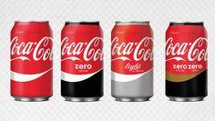 As global sales dwindle, Coca-Cola may soon release every type of Coke under its iconic red branding.