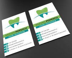 "Modele carti de vizita ""Dentist 08"" Medical, Travel, Trips, Viajes, Traveling, Med School, Medicine, Outdoor Travel, Active Ingredient"