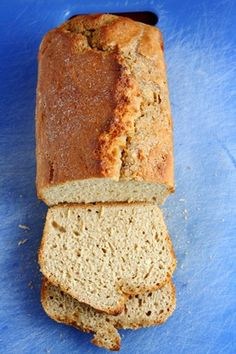 wholewheat beer bread (quick bread)    http://www.familyfriendlyfood.com/2011/05/whole-wheat-beer-bread/