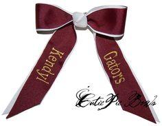 Cheerleading Hair Bows, Cheer Bows