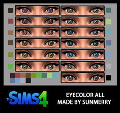Default eyes by Sunmerry