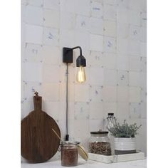 it's about RoMi - Wandlamp - Biarritz - Wit Small Attic Room, Small Attics, It's About Romi, Glasgow, Luminaire Mural, Swing Arm Wall Light, Lighting Suppliers, Wall Lights, Ceiling Lights