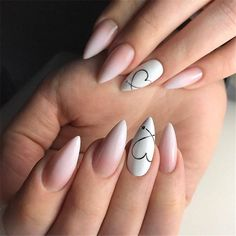 New Collections of Best Valentine's Day Nail Art Design - red nail art designs; Nail Art Designs, Short Nail Designs, Simple Nail Designs, Red Nail Art, Pink Nails, Design Ongles Courts, Heart Nails, Stylish Nails, Nail Decorations