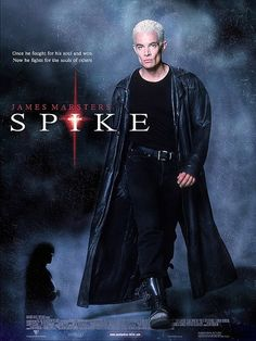 James Marsters - I wish they had finished and released this series so bad. :(