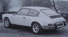 OG | 1975 Porsche 911 | Design proposal from Pininfarina