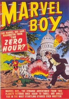 Marvel Boy (Volume) - Comic Vine