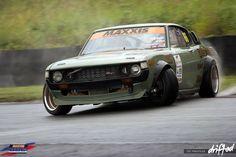 huxley motorsport drift celica sr20 powered