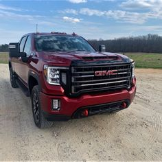 The GMC Sierra 2500HD is a heavy-duty pickup truck with huge V8 engines, gas and turbo-diesel. This truck has robust payload and towing capacity, and offers room for up to six. Gmc Sierra 2500hd, Pickup Trucks, Diesel, Trends, Car, Room, Diesel Fuel, Bedroom, Automobile