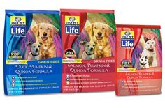 Known for its Dog Grooming and Kitty Litter products, Lucy Pet Products now delves into the exciting world of... Pet Food!