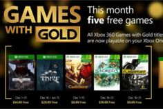 FREE Games for Xbox Live Gold Members - http://www.freesampleshub.com/free-games-xbox-live-gold-members/