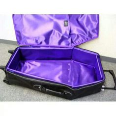 Coffin Suitcase - Pinned by The Mystic's Emporium on Etsy