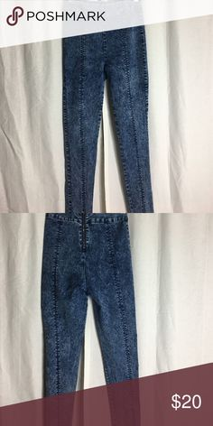 Love Culture High Waisted Acid Wash Jeans🦋💎 Love Culture acid washed jeans. Super cute , high waisted, and cute for the spring and summer. Love Culture Jeans Skinny