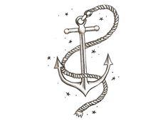 Girly anchor