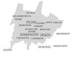 Masterplan: Ostrowiec Św, Development studium on Behance ///// Studium rozwoju miasta Ostrowiec Św.