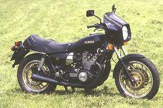 Yamaha XS 1100 R1. 1