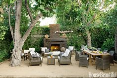 Get inspired by these by these ultimate indoor-outdoor spaces. Click here for more.