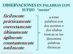 SERVICIO DE LENGUAJE Y LITERATURA: REGLA GENERAL DE TILDACIÓN / TILDE GENERAL (PRIMERA PARTE)