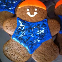 Love this! Its even looks like the team swim suit....great to bring to an invitational as a munchie!